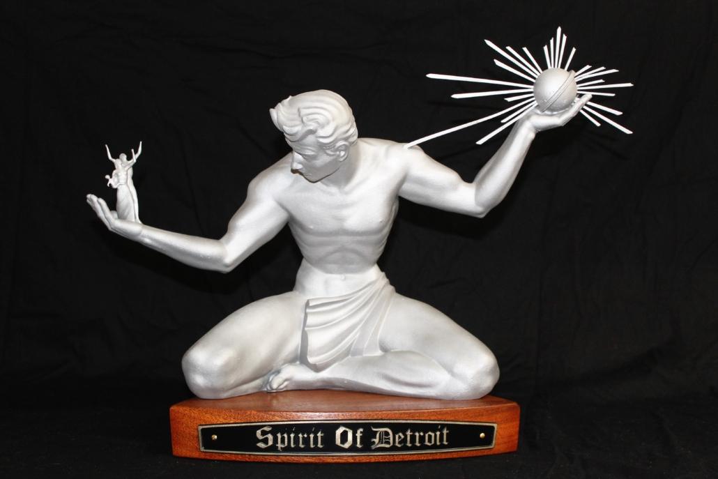 Aristo-Cast Spirit of Detroit